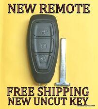 NEW 11-14 FORD FIESTA FOCUS C-MAX PEPS SMART KEY KEYLESS REMOTE FOB KR55WK48801