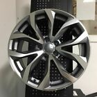 18 Gunmetal Rims Wheels Fits Audi A8l A8 S6 S8 Avant Sedan Quattro