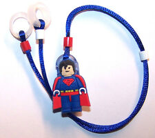 Child's 2 sided Hearing Aids safety Leash loss RETAINER CORD CLIP SUPERBLOCK GUY