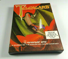 TELENGARD by Avalon Hill 1982 ~ Commodore 64 C64 NOS CIB MINT BIG BOX Collector