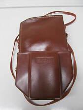 Vintage Kodak Sturdy Camera Case Plastic Suede Leather w/Strap Kodak Collectible