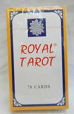 Royal Tarot-paquete De Cartas Tarot-Nueva, En Paquete Sellado