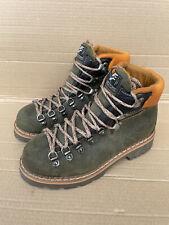 Vintage Blackthorn Bridge Stone Walking Boots Ladies Womens EU39 UK6 Italy Made