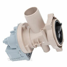 HAIER Genuine Washing Machine Drain Pump Base & Filter Housing Assembly