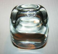 V Nason & Co. Murano Italy Solid Sculptures Paperweights Mid Century