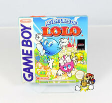 Adventures of Lolo ( Game Boy / GB ) * TOP * CiB