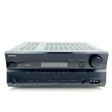 Black Onkyo TX-SR606 7.1 Channel Home Theater AV Receiver Tested Working