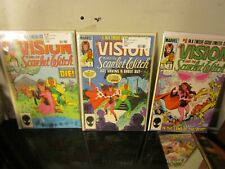 VISION AND THE SCARLET WITCH Marvel 3-5 lotbagged boarded~~~