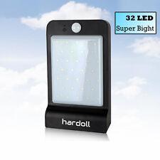 Hardoll 32 LED Motion Sensor Solar Lights for Outdoor Garden and Yard porch