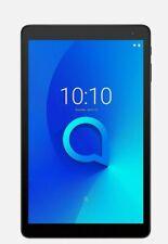 Alcatel 1T 10.1 pulgadas Tablet Android OS almacenamiento 16GB integrado en el modo de Niños Negro