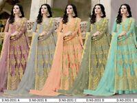 Kameez Salwar Anarkali Suit Indian Pakistani Designer Dress Party Wear S M L