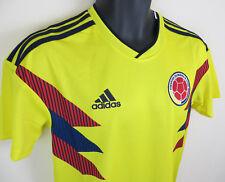 562ffa46f1d BNWT Adidas COLOMBIA Football Shirt Soccer Jersey Camiseta De Colombia  Small S