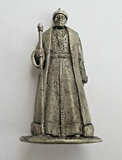 1/32 Ivan IV the Terrible Grozny Russian King Tsar Tin Metal Soldier 54mm
