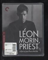 Leon Morin, Priest (Blu-ray Disc, 2011, Criterion Collection) OOP FACTORY SEALED