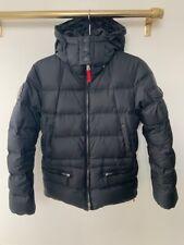 Bogner Fire+ Ice Ski Down Jacket Black Sz Xs 34