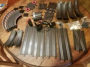 Set of 33 Carrera GO!!! Slot Car Tracks and parts