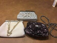 Vintage women purses and handbags