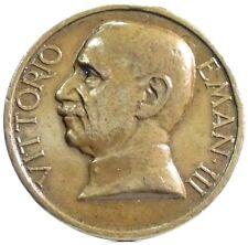 SAVOIA-Regno d'Italia (Vittorio Em. III) Medaglia 1933