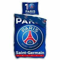 Parure de Lit PSG, Housse de couette Paris saint Germain,parure de lit enfant