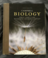 Campbell Biology Tenth Edition Hardcover