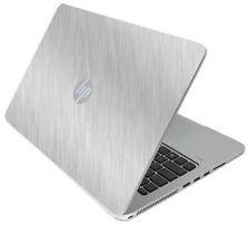 BRUSHED ALUMINUM Vinyl Lid Skin Cover fits HP Elitebook 840 G3 Laptop