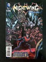 NIGHTWING (2ND SERIES) #29 DC COMICS 2014 VF/NM