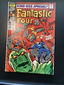 Fantastic Four  Annual 6, 1st app Annihilus and Franklin Richards! (1968) Key!