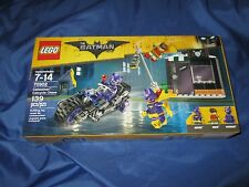 CATWOMAN CATCYCLE CHASE Lego Batman Movie Set #70902 w/Minifigure (Robin/Batgirl