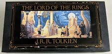 Lord of the Rings Audio Book Cassette Box Set J R R Tolkien 13 Cassettes