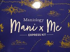 Manixme plate set, a members only item, all new, unused, with original pouch