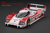 *SALE* HPI #8565 Toyota TS010 1992 Le Mans LeMans #7 1/43 model GT-One