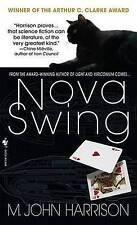 Nova Swing, Good Condition Book, Harrison, M John, ISBN 9780553590869