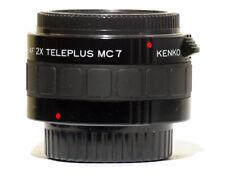 Kenko AF SDM Compatible 7 Element 2x Teleconverter Lens Pentax K1 Full Frame