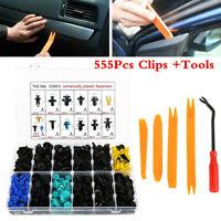 555X Car Plastic Trim Door Panel Retainer-Clips Rivet Fastener Mud Flaps Pushes