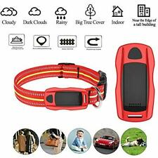 Hangang GPS Tracker for Dogs and Cats, Latest Model Waterproof GPS Locator Fits