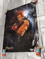 Thunder Cats poster action figure toy banner sword comic book series 12