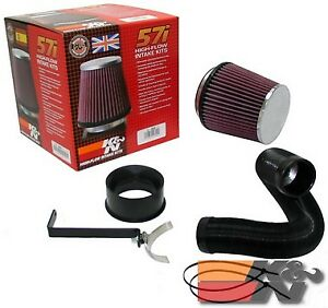 K&N Air Intake For BMW 118i/318I/120I/320I(E81/82/87/88/90/91/92/93) 57-0648-1