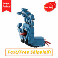 MOC Screaming Hand Strange Model Building Blocks Bricks Toys Kids Birthday Gifts