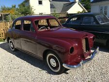 1954 Wolseley 4/44 Classic Car, Unfinished Project Tax and MOT Exempt