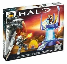 MEGA BLOKS HALO COVENANT WATCHTOWER SET 239 PIECES 8+ BRAND NEW DKT68