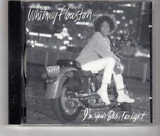 (HK623) Whitney Houston, I'm Your Baby Tonight - 1990 CD