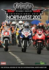 International North West 200 - Official Review 2012 (New DVD) McGuinness Rutter