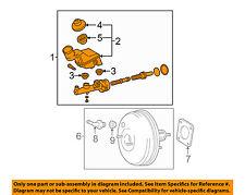 TOYOTA OEM 03-08 Corolla-Brake Master Cylinder 4720102300