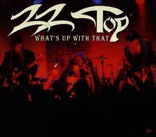ZZ TOP - WHAT'S UP WITH THAT [SINGLE] USED - VERY GOOD CD