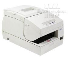 Epson TM-H6000III POS Printer, White, MICR, Endorsement, USB (C31C625A8991)