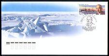 Russia 2010 Polare/Arctic/Explorer/spedizione 1v FDC (n30329)