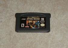 Star Wars Episode II Attack of the Clones Nintendo Game Boy Advance