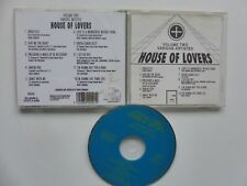 CD HOUSE OF LOVERS Vol 2 HEPTONES DOBBY DOBSON SHORTY THE PRESIDENT THE TELLERS