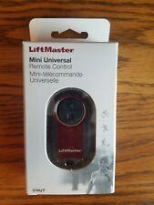 Liftmaster 374UT Mini Universal Keychain Remote Control