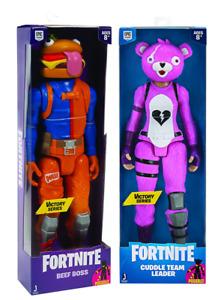 Fortnite Victory Series 1 Figures - Beef Boss or Cuddle Team Leader